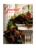 Gourmet Cover - December 1989