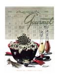 Gourmet Cover - March 1945