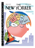 The New Yorker Cover - September 4  2006