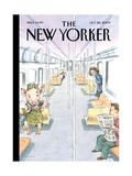 The New Yorker Cover - October 26  2009