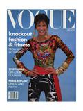 Vogue Cover - April 1990
