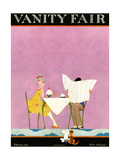 Vanity Fair Cover - February 1921