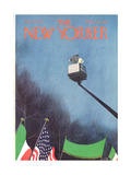 The New Yorker Cover - March 18  1972