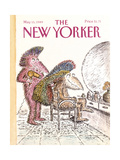 The New Yorker Cover - May 15  1989