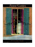 House & Garden Cover - December 1920
