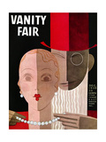 Vanity Fair Cover - December 1930