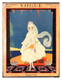 Vogue Cover - January 1916