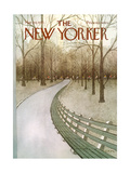 The New Yorker Cover - March 24  1975