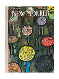 The New Yorker Cover - March 17  1962