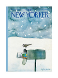 The New Yorker Cover - March 10  1980
