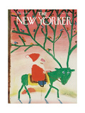 The New Yorker Cover - December 25  1978
