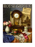 House & Garden Cover - September 1938