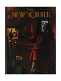 The New Yorker Cover - February 6  1960