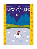 The New Yorker Cover - January 8  2007