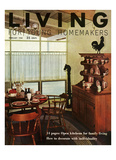 Living for Young Homemakers Cover - February 1958
