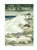 The New Yorker Cover - April 2  1949