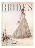 Brides Cover - October  1948