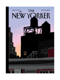 The New Yorker Cover - September 21  2009