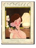 Vogue Cover - December 1924