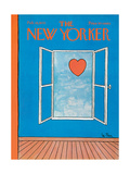 The New Yorker Cover - February 14  1970