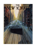 The New Yorker Cover - November 12  1960