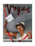 Vogue Cover - December 1940