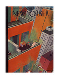 The New Yorker Cover - June 12  1937