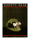 Vanity Fair Cover - October 1921