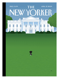 The New Yorker Cover - April 27  2009