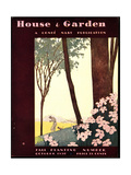 House & Garden Cover - October 1930