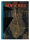 The New Yorker Cover - October 11  1930
