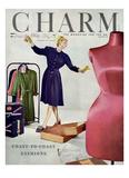Charm Cover - February 1946