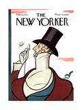 The New Yorker Cover - February 23  1976