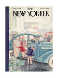 The New Yorker Cover - October 14  1939