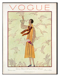 Vogue Cover - February 1926
