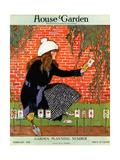 House & Garden Cover - February 1916