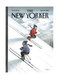 The New Yorker Cover - January 24  2000