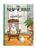 The New Yorker Cover - March 12  1979