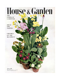 House & Garden Cover - January 1951