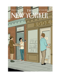 The New Yorker Cover - June 9  2008