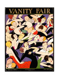 Vanity Fair Cover - February 1926