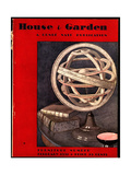House & Garden Cover - February 1931