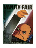 Vanity Fair Cover - October 1932
