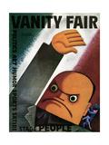 Vanity Fair Cover - October 1932