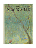 The New Yorker Cover - July 15  1967