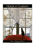 House & Garden Cover - September 1925