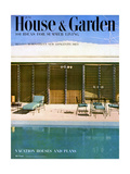 House & Garden Cover - June 1952