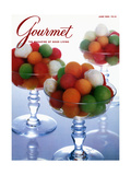 Gourmet Cover - June 1986