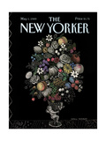 The New Yorker Cover - May 1  1989
