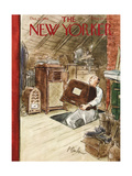 The New Yorker Cover - October 22  1955